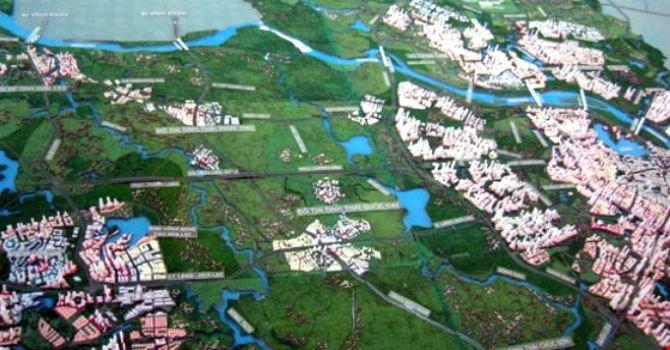 Duyệt quy hoạch 1/500 phân khu đô thị H2-2 tại 4 quận Hà Nội