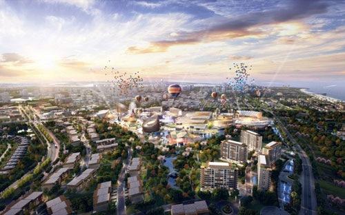 Dự án 4 tỷ USD có casino ở Hội An sắp khởi công