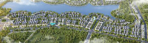 Ra mắt dự án biệt thự cao cấp Vinhomes Thăng Long