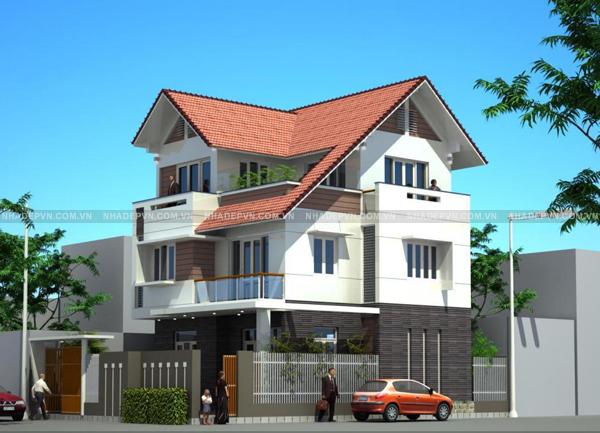 Chuyên thiết kế nhà,thi công nhà ở dân dụng tại Thanh Trì