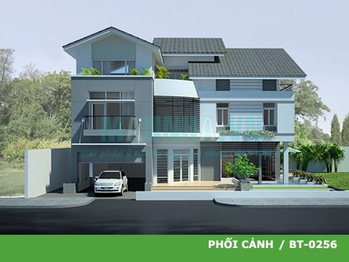 Công ty thiết kế kiến trúc tại Hà Nội