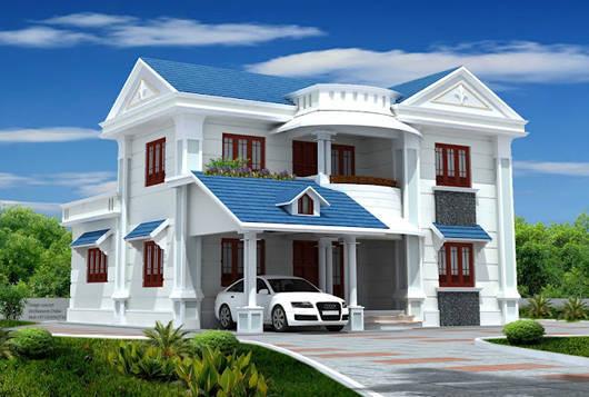 Thiết kế biệt thự phố tại Từ Liêm - Hà Nội