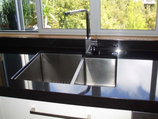 Chọn bồn rửa phù hợp với nhà bếp