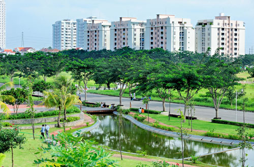 Phát triển kiến trúc xanh ở Việt Nam