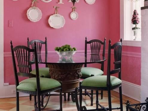 Chọn màu sắc phù hợp trong thiết kế nội thất