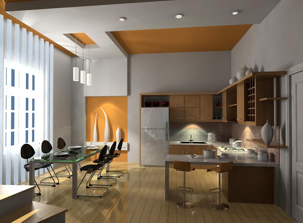Những kiểu trần nhà cần tham khảo khi làm nhà