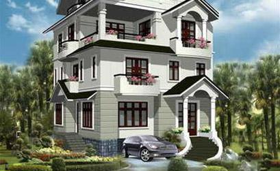 10 mẫu nhà 3 tầng hiện đại diện tích 45m2 có thiết kế đẹp