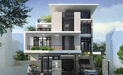 Thiết kế biệt thự phố tại Thanh Xuân - Hà Nội
