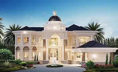 10 thiết kế biệt thự kiểu Thái tuyệt đẹp
