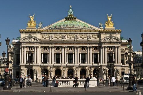 Những nhà hát Opera có kiến trúc tuyệt đẹp trên thế giới