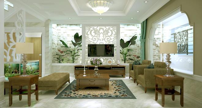 Thiết kế nhà phố tuyệt đẹp với nội thất phong cách mộc