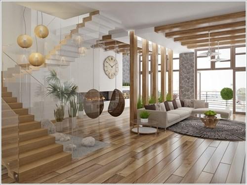 Những cách thiết kế nội thất khiến ngôi nhà rộng rãi hơn
