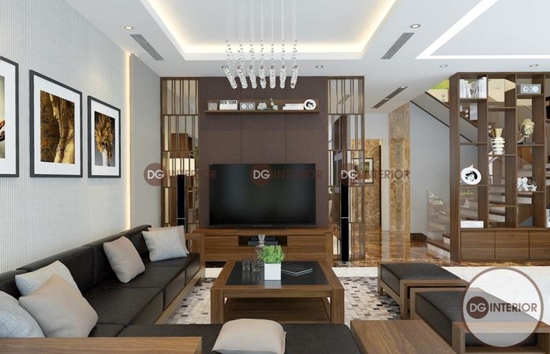 Những mẫu thiết kế nội thất biệt thự Vincom Village