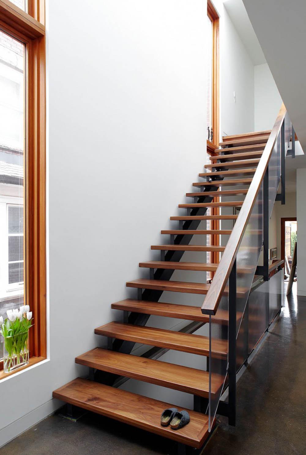 Tư vấn thiết kế nhà 2 tầng 40m² hợp lý cho hộ gia đình 5