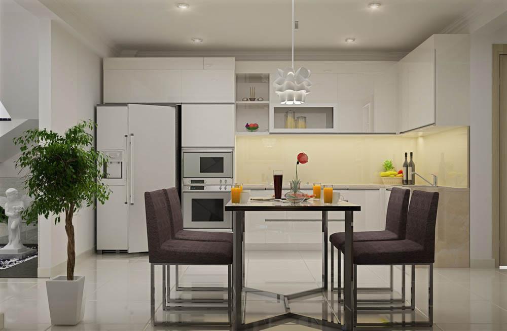 Tư vấn thiết kế nhà 2 tầng 40m² hợp lý cho hộ gia đình 7