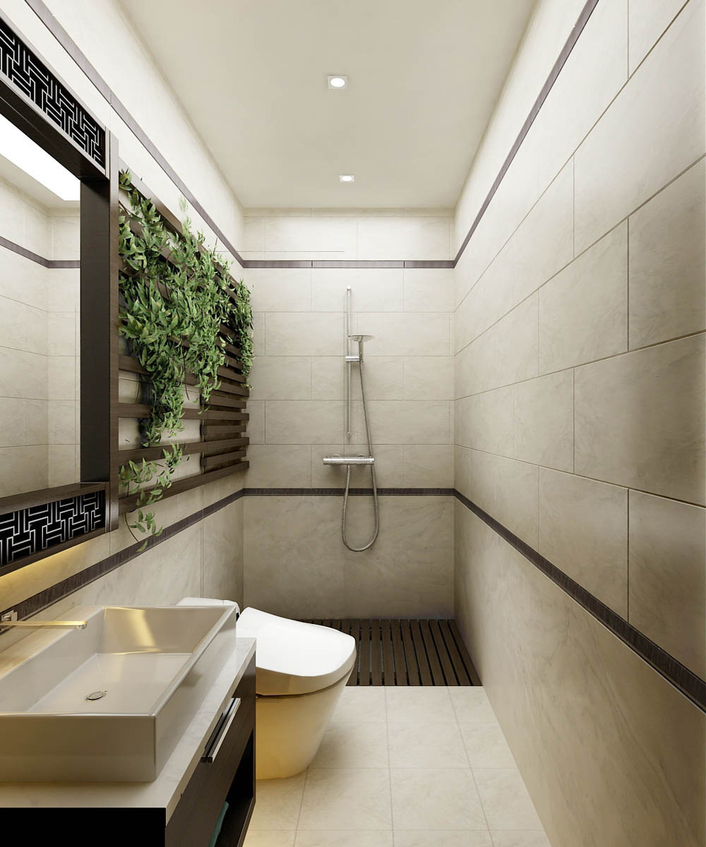 Tư vấn thiết kế nhà 2 tầng 40m² hợp lý cho hộ gia đình 10