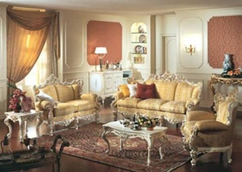 Ý tưởng thiết kế nội thất theo phong cách cổ điển