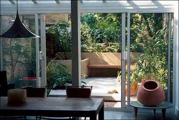 Thiết kế sân vườn mẫu thiết kế cảnh quan sân vườn đương thời