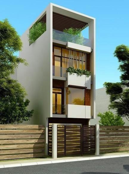 Tư vấn thiết kế nhà phố 3 tầng diện tích 8x10m